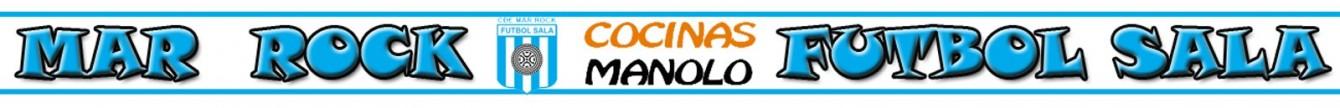MAR ROCK COCINAS MANOLO FUTSAL